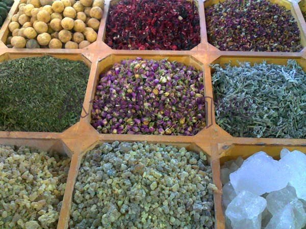 Arabia's Spices