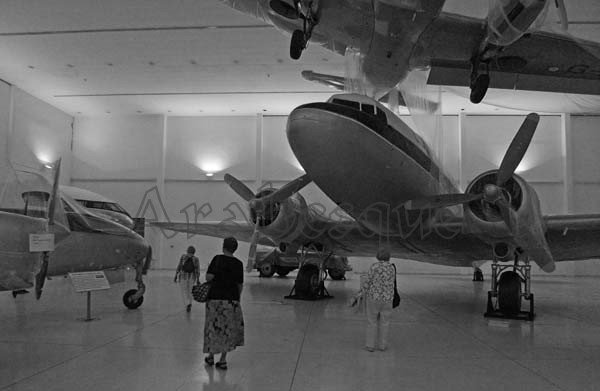 Sharjah Aircraft Museum