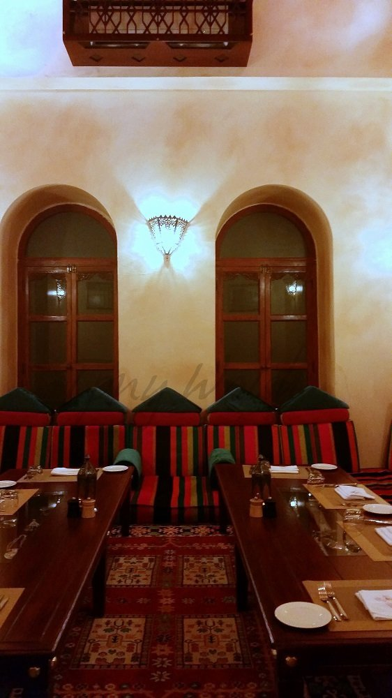 Luban Restaurant Room