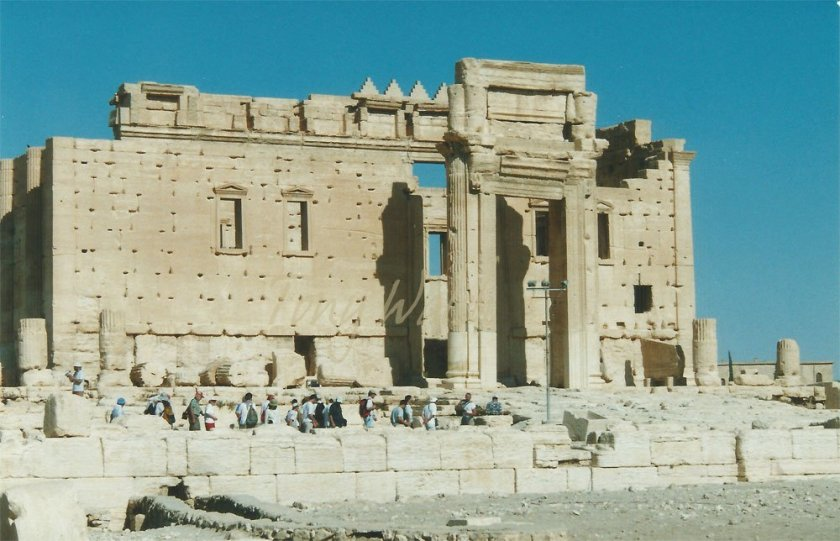 Temple of Baal Palmrya