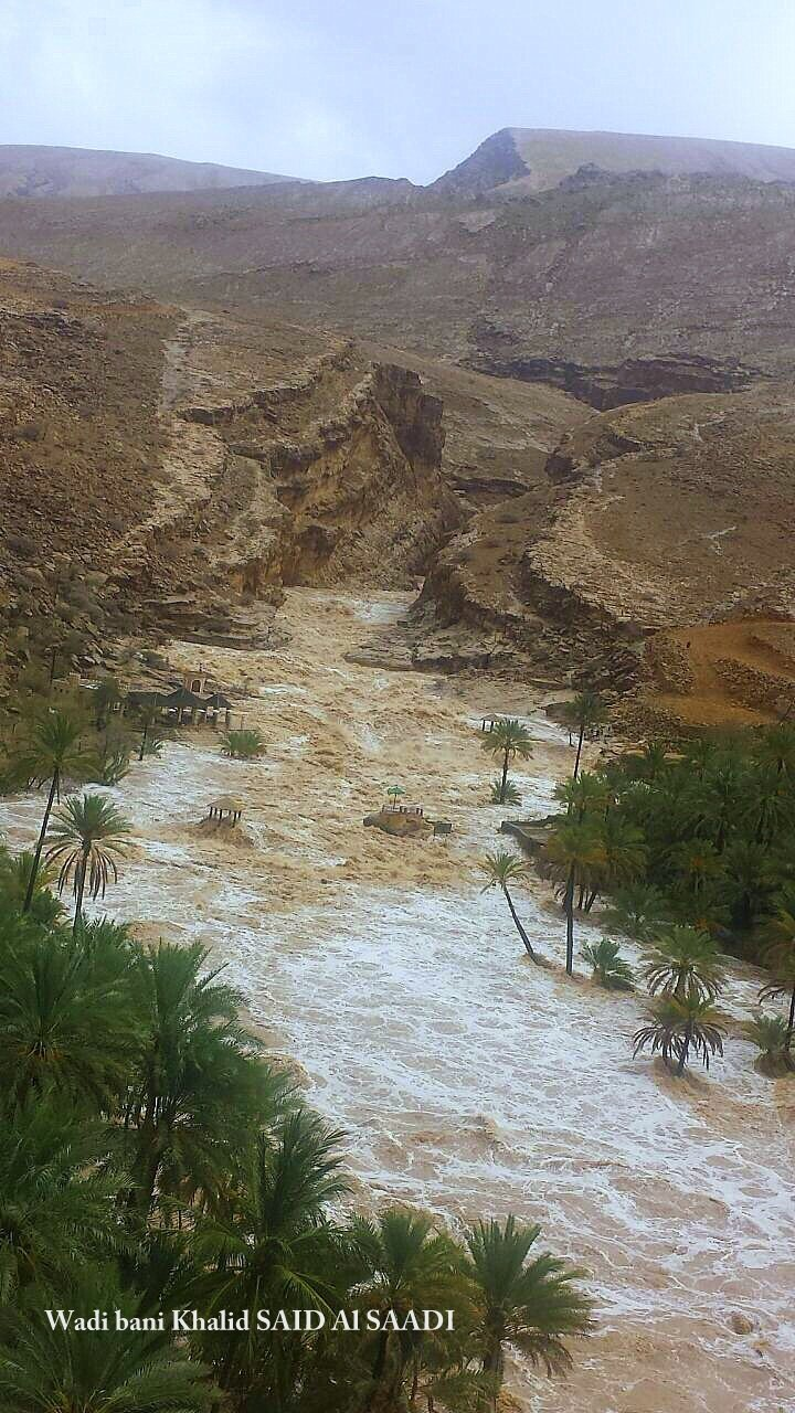 Wadi bani KHALID June 12
