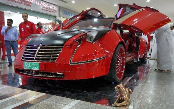 Nur Majan Car