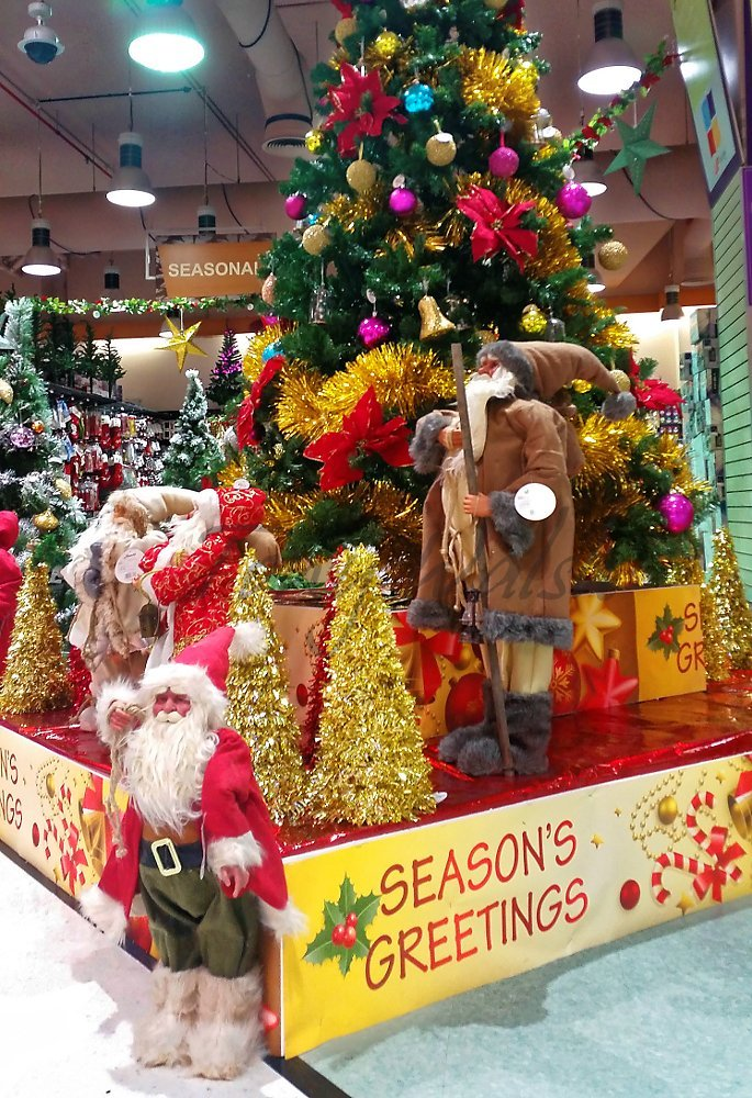 sultan centre christmas display