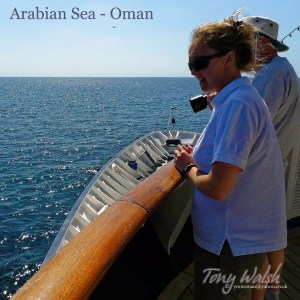 Arabian Sea Oman