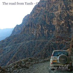 Road from Yasib