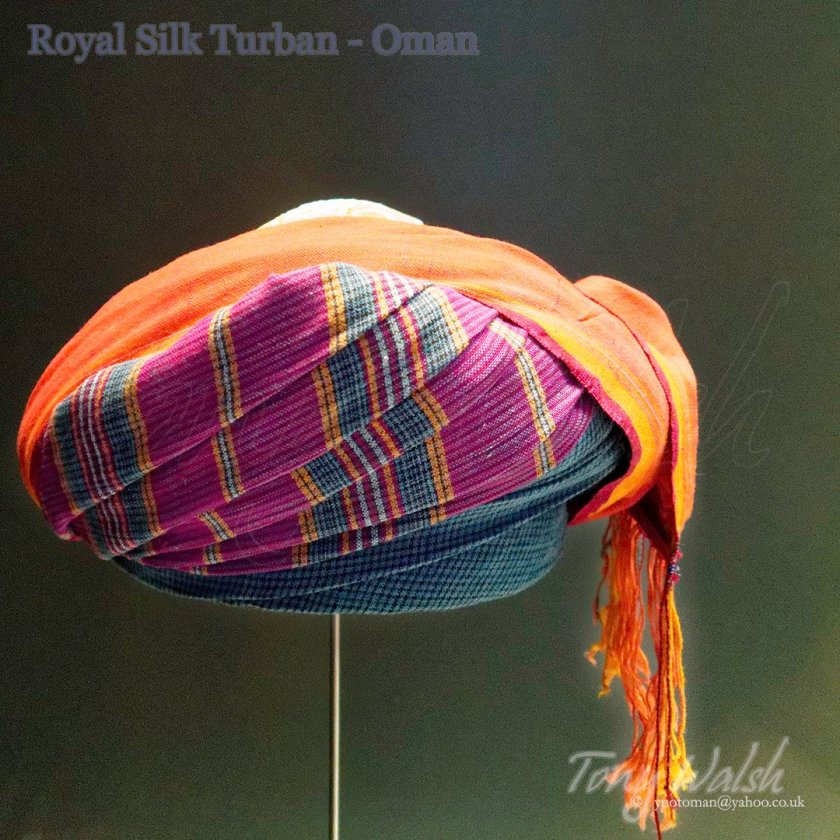 Royal Turban Oman