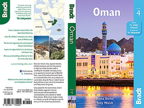 Bradt Guide Oman Tony Walsh