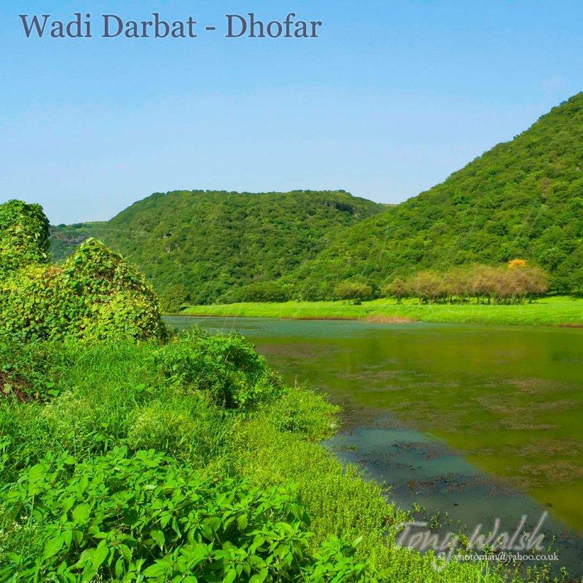 Wadi Darbat Dhofar