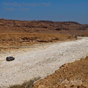 Wadi Dhofar Oman