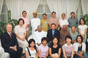 Taiwanese Group Groups visiting Oman