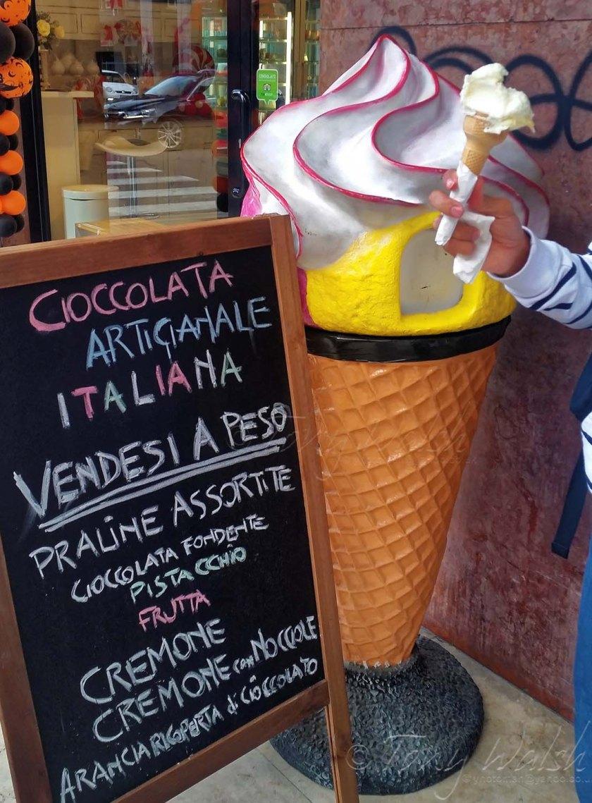 Crema di Latte on Via Amendola Bologna