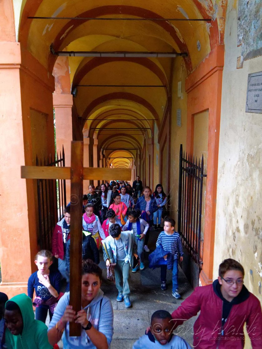 Pilgrimage to the Sanctuary of Madonna di San Luca