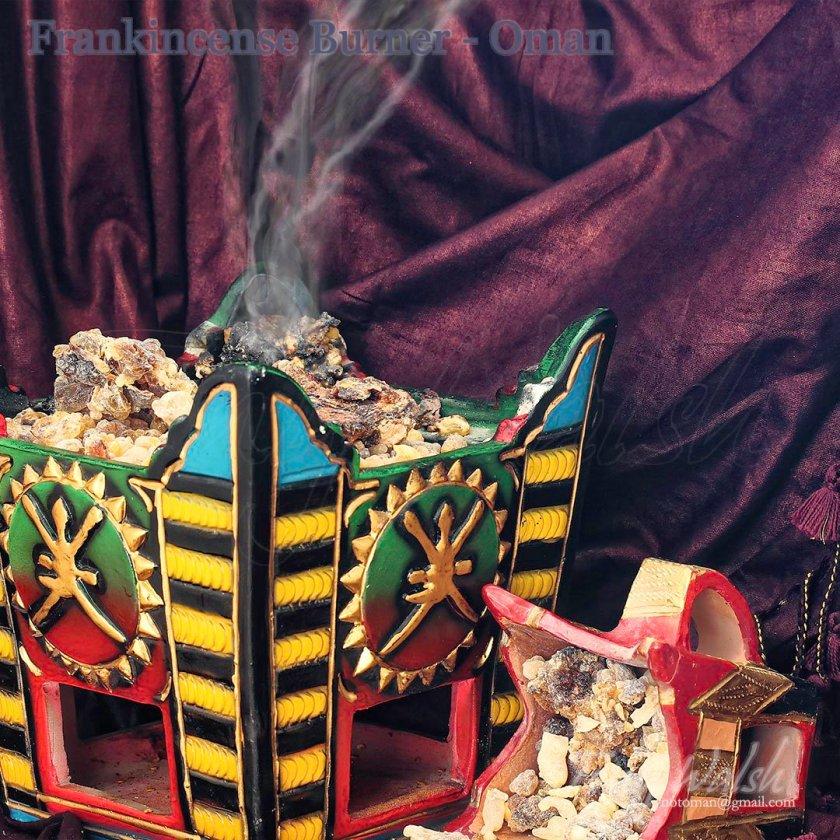 Frankincense Burner Oman