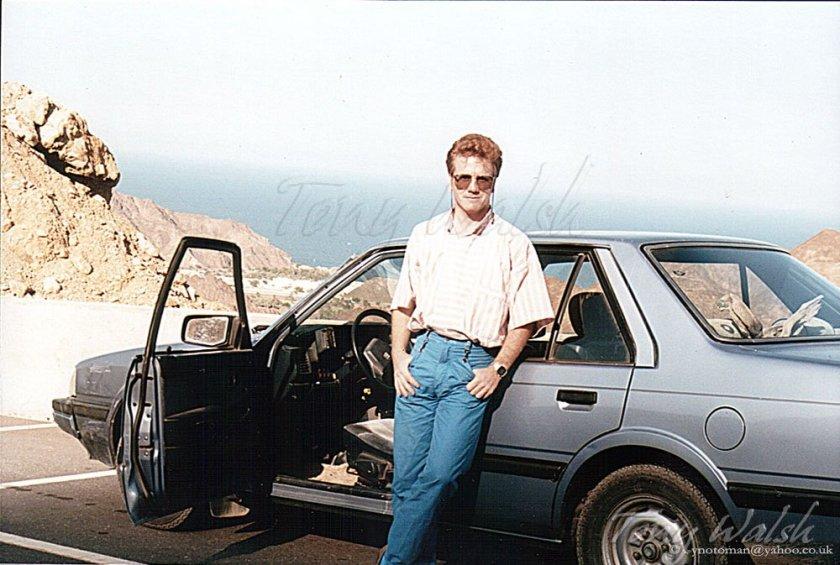 My Trusty Mazda 626