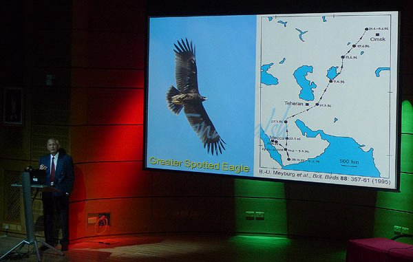 Jens talks about Eagle Migration