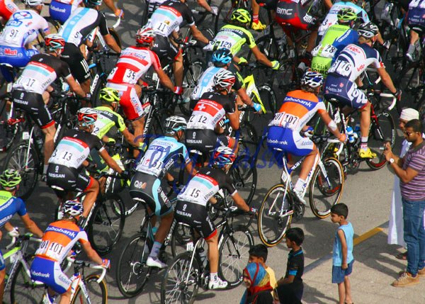 TOUR OF OMAN 2012 pack