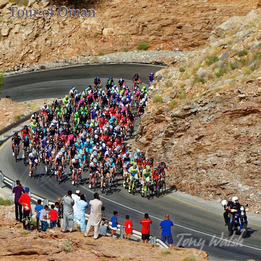 Tour of Oman Cycle Race