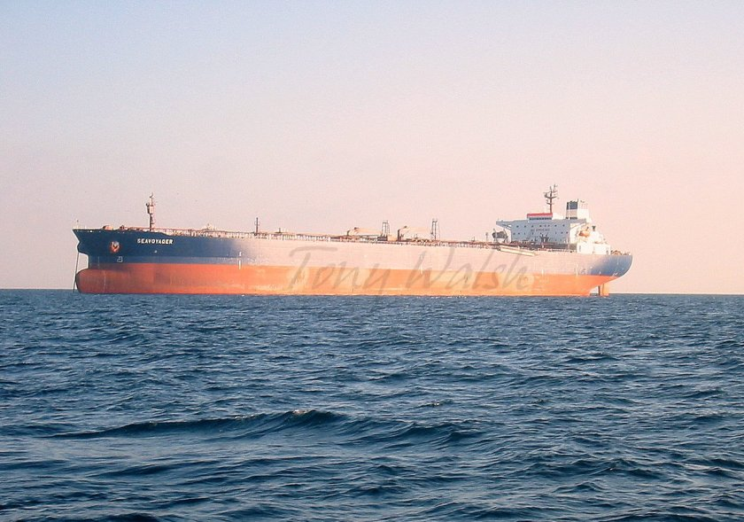 Oil Tanker near Muscat