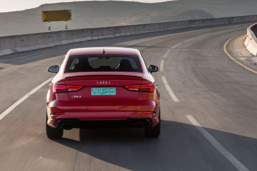 Audi in Dhofar