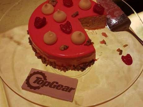 Gulf News Top Gear Anantara Cake