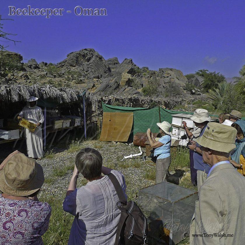 Beekeeper Oman