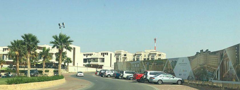 Building Works InterContinental Muscat Hills