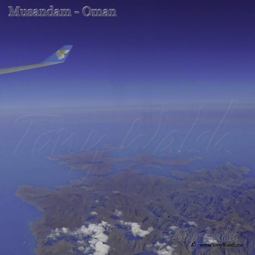 Oman Air Musandam