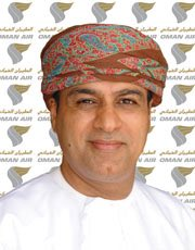 AbdulAziz Al Raisi Oman Air acting CEO