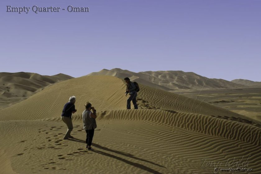 Empty Quarter Oman