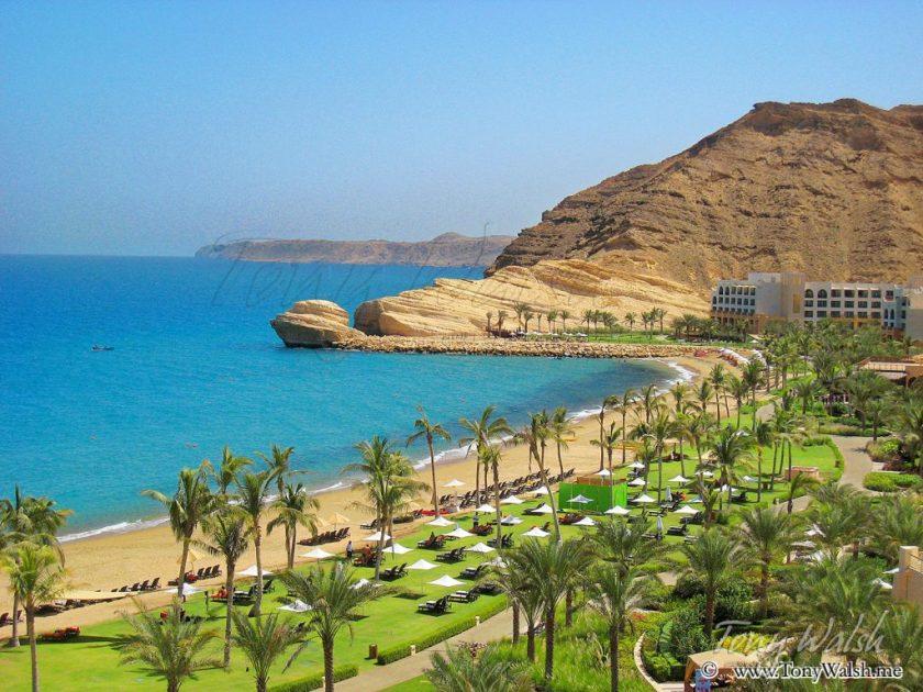 Shangri La in Oman's Al Waha