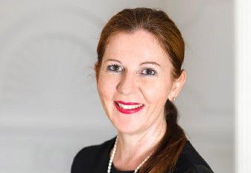 Sandra Simone Leibrock of Shangri La in Oman