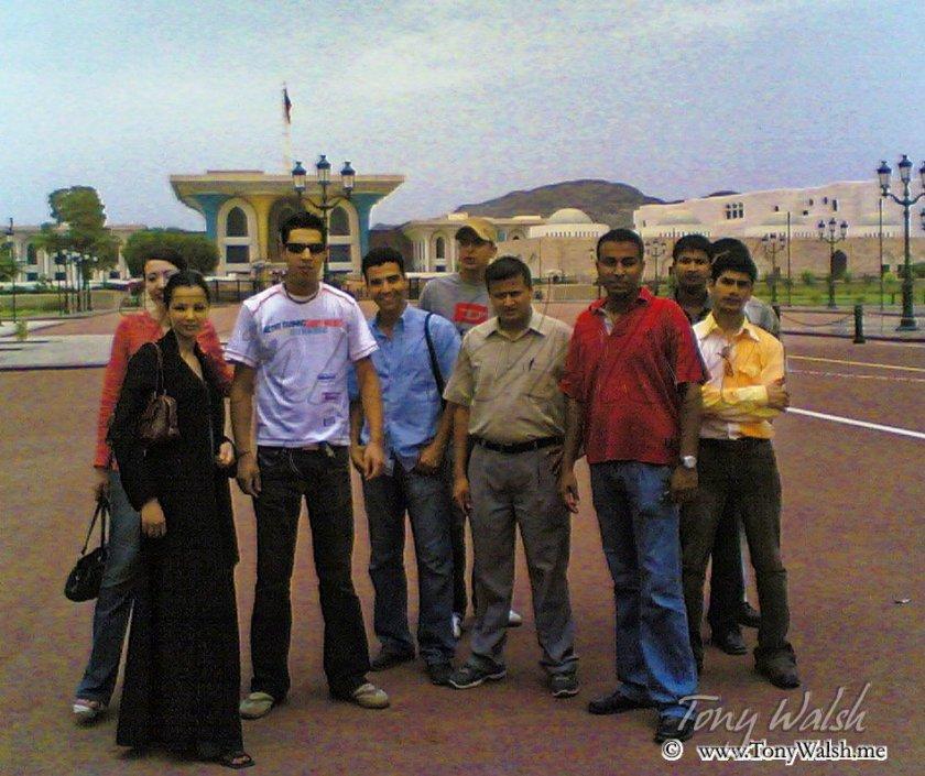 Shangri la Staff orientation
