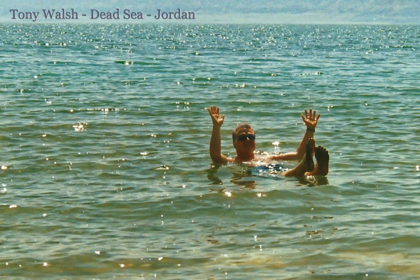 Tony Walsh - Dead Sea - Jordan
