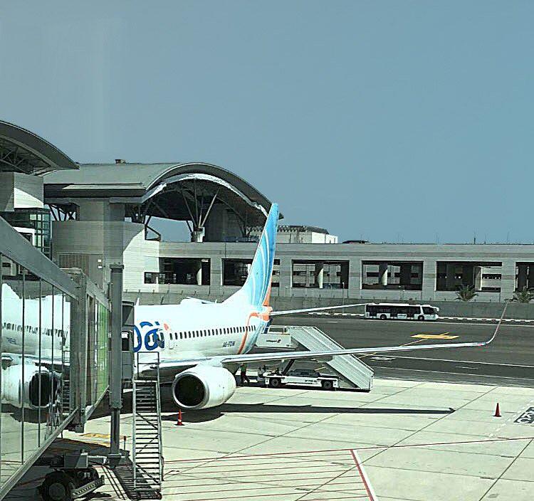 Muscat International Airport FlyDubai