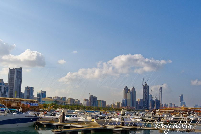 Abu Dhabi in modern times