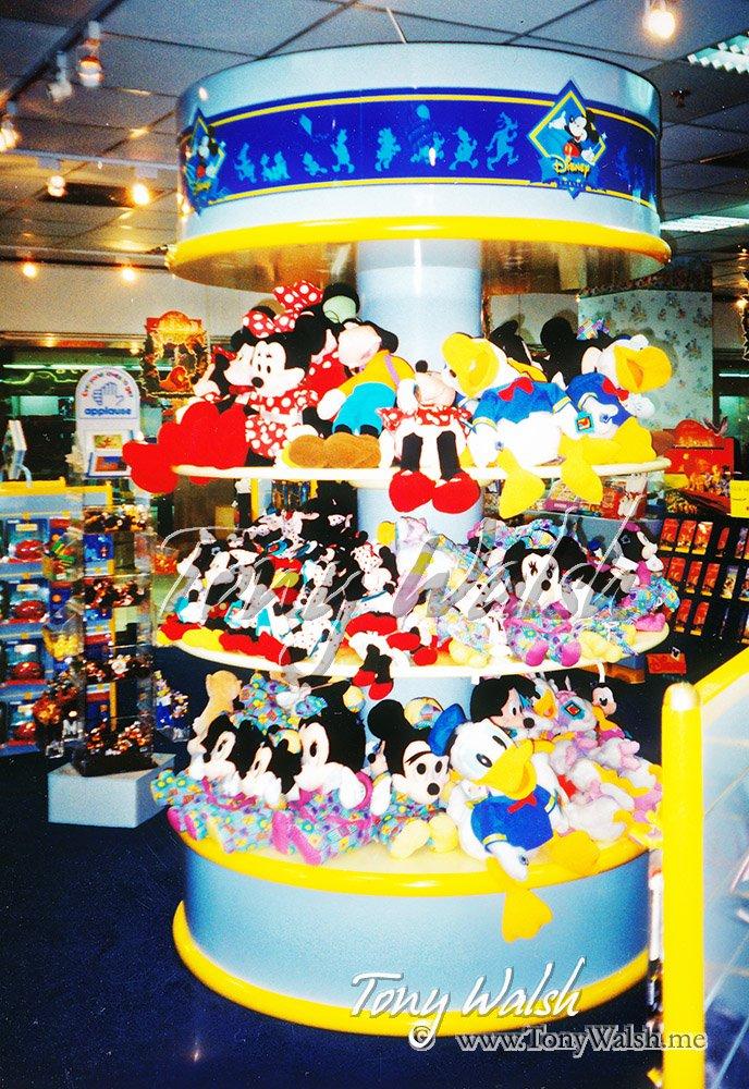 Disney Corner Oman