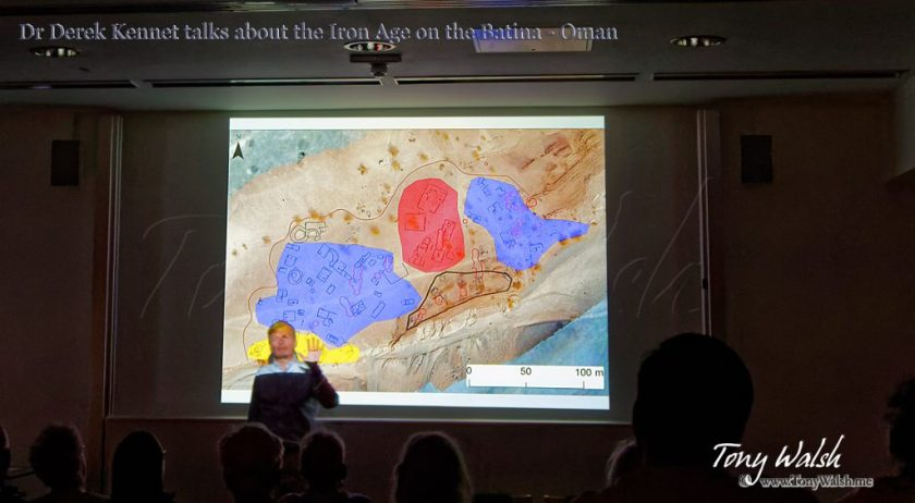 Dr Derek Kennet BFSA Talk Dr Derek Kennet BFSA Talk Iron Age Archaeology in Oman