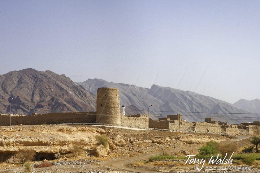 Izki Castle and Al Yemen Oman