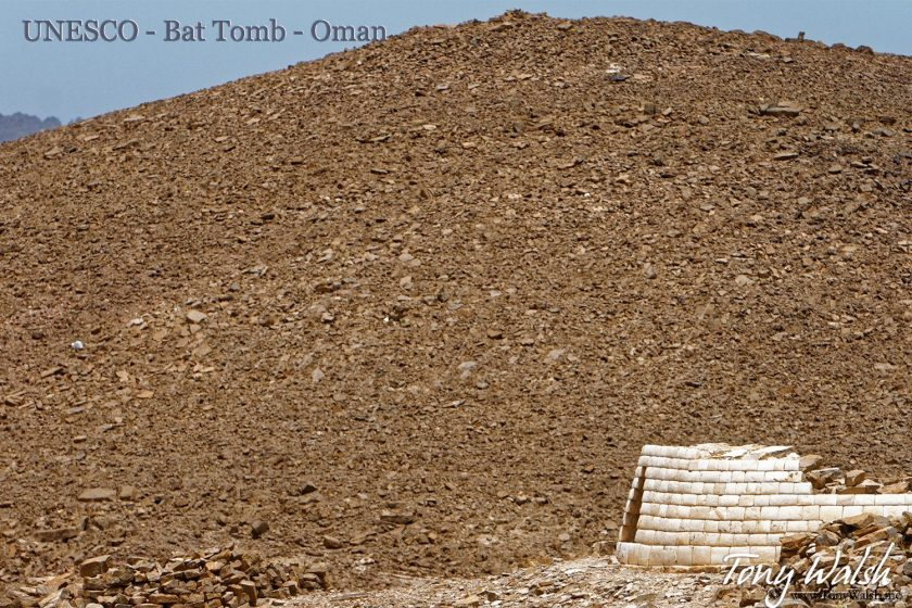 UNESCO - Bat Tomb - Oman