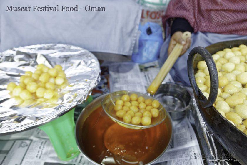 Muscat Festival 2019 Food - Oman