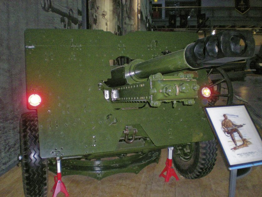 Battle of Mirbat 25lb gun credit Rocky Biggs