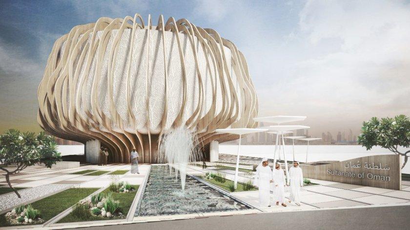 Oman Pavilion Dubai 2020 Oman Opportunities over time