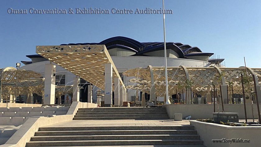 Oman Convention & Exhibition Centre Auditorium