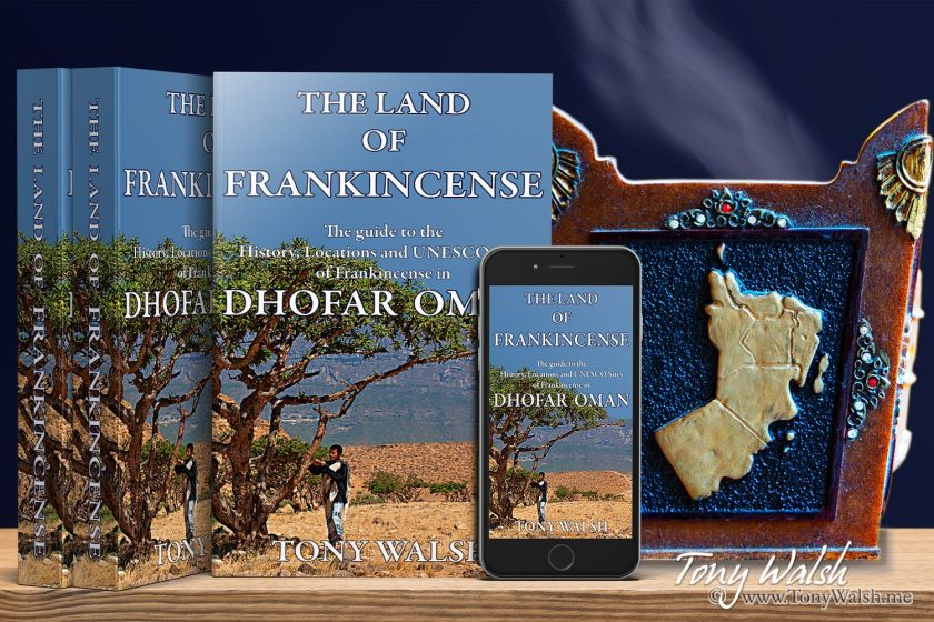The Land of Frankincense Paperback and eBook