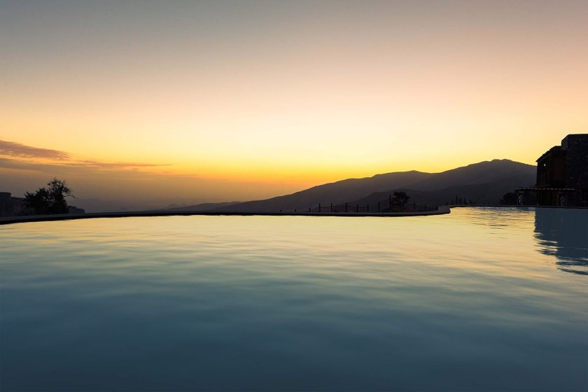 Pool Alila Jabal Akhdar