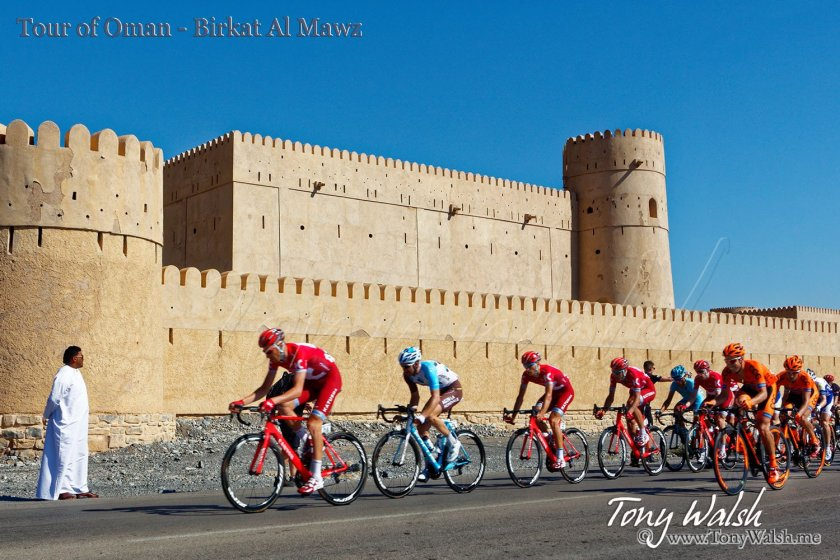 Tour of Oman - to Al Jabal Al Akhdar