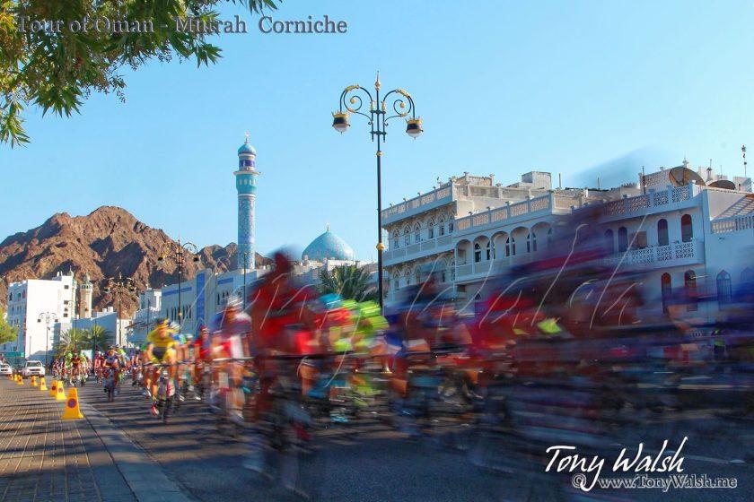 Tour of Oman - Mutrah Corniche