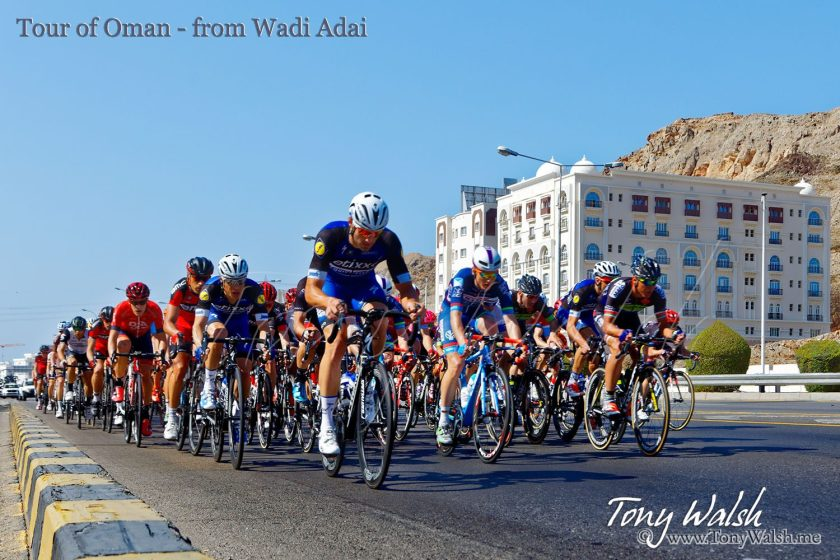 Tour of Oman - from Wadi Adai