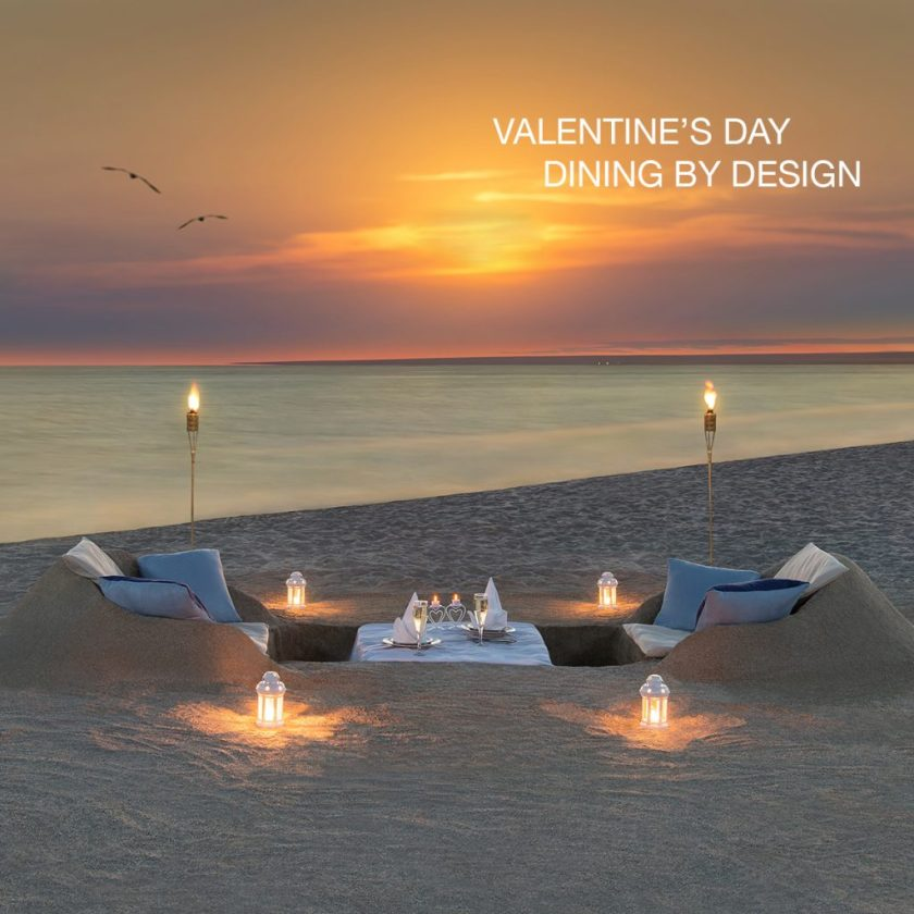 Valentine's Day Dining by Design