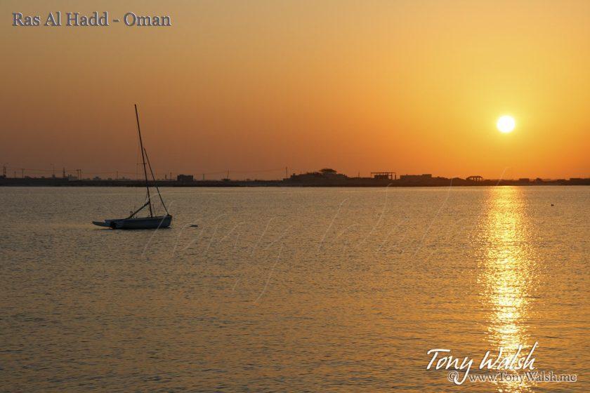 Sunrise Ras al Hadd